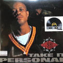 "(7"") GANGSTARR  / Take It Personal - DWYCK   <HIPHOP / RAP>"