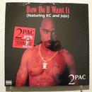 "(12"") 2PAC / How Do U Want It               <HIPHOP/RAP/新品未開封/シールド>"