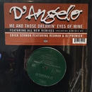 "(12"") D'Angelo ‎/ Me And Those Dreamin' Eyes Of Mine    <R&B / HIPHOP / 新品未開封 / シールド>"