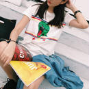 プリントTシャツ【2カラー】
