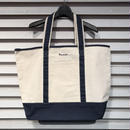 D16SS-007《Canvas Tote》C/# NAVY