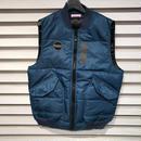 D16SS-001  《MA-1 Vest》C/# BLUE