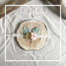 flower tiara ▷usamimi◁#08