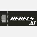 【TICKET】REBELS.57 A席 2018.8.3 後楽園ホール