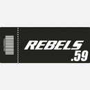 【TICKET】REBELS.59 S席 2018.12.5 後楽園ホール