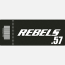 【TICKET】REBELS.57 C席 2018.8.3 後楽園ホール