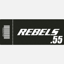 【TICKET】REBELS.55 VIP席 2018.4.27 後楽園ホール