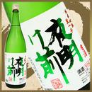 【限定生産】夜明け前 純米吟醸生一本【山田錦】29BY:無濾過生原酒 1800ml