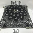 TheBUTON BANDANA BLACK