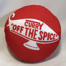"""OFF THE SPICE"" CUSHION"