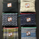 Tissue Pouch Assort Textile