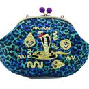 INKA SNAKE (BL)|Make-up pouch [DW2-3003]