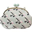 Roller skate diner|Clutch bag [DW3-193]