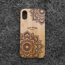 "Bamboo iPhone case ""Sunflower B"""