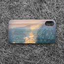 "Bamboo iPhone case ""Ocean"""