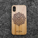 "Bamboo iPhone case ""Sunflower A"""