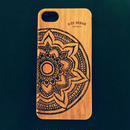 "Bamboo iPhone case C ""Big Mandala"" (SE/6/6s/7/8/X/7Plus/8Plus)"