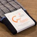 Corgi[コーギー] /  グラフィティチェック Wool 63%  Nylon 37%