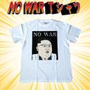 NO WAR Tシャツ