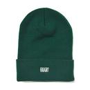 HT-W186003 /  BOX LOGO KNIT CAP - GREEN