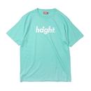 HT-W171002 / ROUND LOGO S/S TEE - MINT