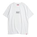 HT-W181002 / BOX LOGO DRY TEE - WHITE