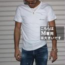 Tシャツ divine Vネック☆☆White☆☆