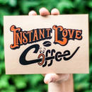 ポストカード -INSTANT LOVE COFFEE-