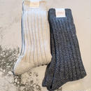 Ouur MENS  EPPING SOCKS(gray,black)