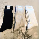 Ouur FEMALE EPPING  SOCKS(white,black,oatmeal)