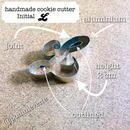 Initial  L  cookie cutter