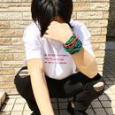 *シンプル刺繍Tシャツ*