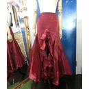 ELF-032 マーメイドベロアオーガンジースカート<WIN>