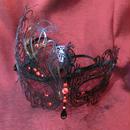 SFT-2580B エレガントメタルマスク<BLK>