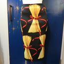 COS-A1703091 パスタプリントタイトスカート<BLK>