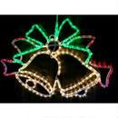 LED イルミネーション ディスプレイ 飾り 照明 ライティング クリスマス  ツインベル【L2DM297】CR-71