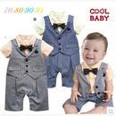 子供用 半袖フォーマル服 タキシード  baby-244