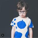 デザイナーズ  Tシャツ ブルードット