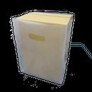 雨対策 防水用ビニール袋オプション 2枚
