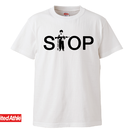 """STOP2""[281_AntiNuke series] 2colors"