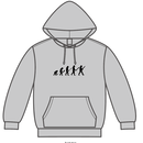 Evolution [281_AntiNuke series]Hoodie