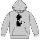 INVISIBLE 2[281_AntiNuke series]Hoodie
