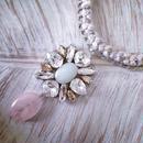 Swarovski genuine stone necklace