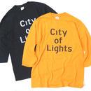 """3/4 TEE """"CITY OF LIGHTS"""""""
