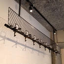 Antique Iron Shelf 02