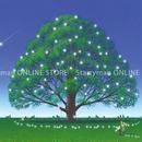 【デジタル版画/B4キャンバス】「夢見る樹」