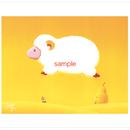 「幸せの空」ポストカード
