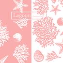 『Lagoon』 Hawaiian pink