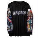 DCBEN コラボ Skate Tシャツ / 09BLACK