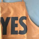 "DRESSSEN DR(BRN) 1 APRON  ""YES"" BROWN  COLOR"